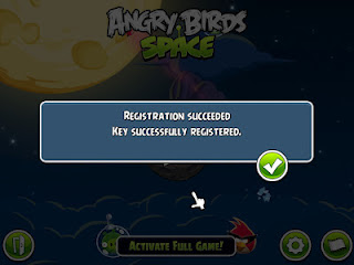 Angry Birds Space 1.2.2 With SN