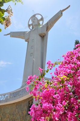 The Statue of Jesus Christ in Vung Tau