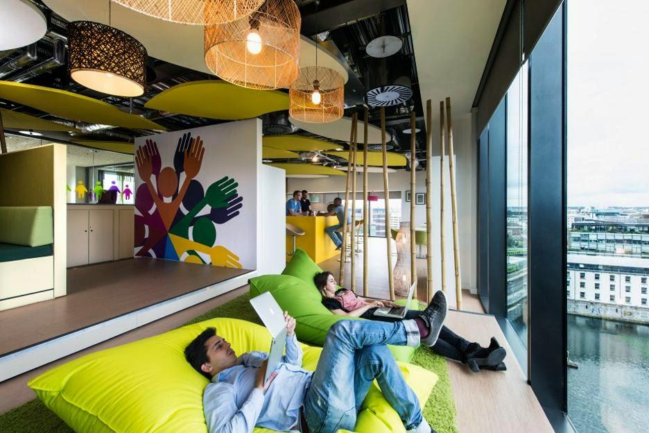 dilnoavaj amazing google office