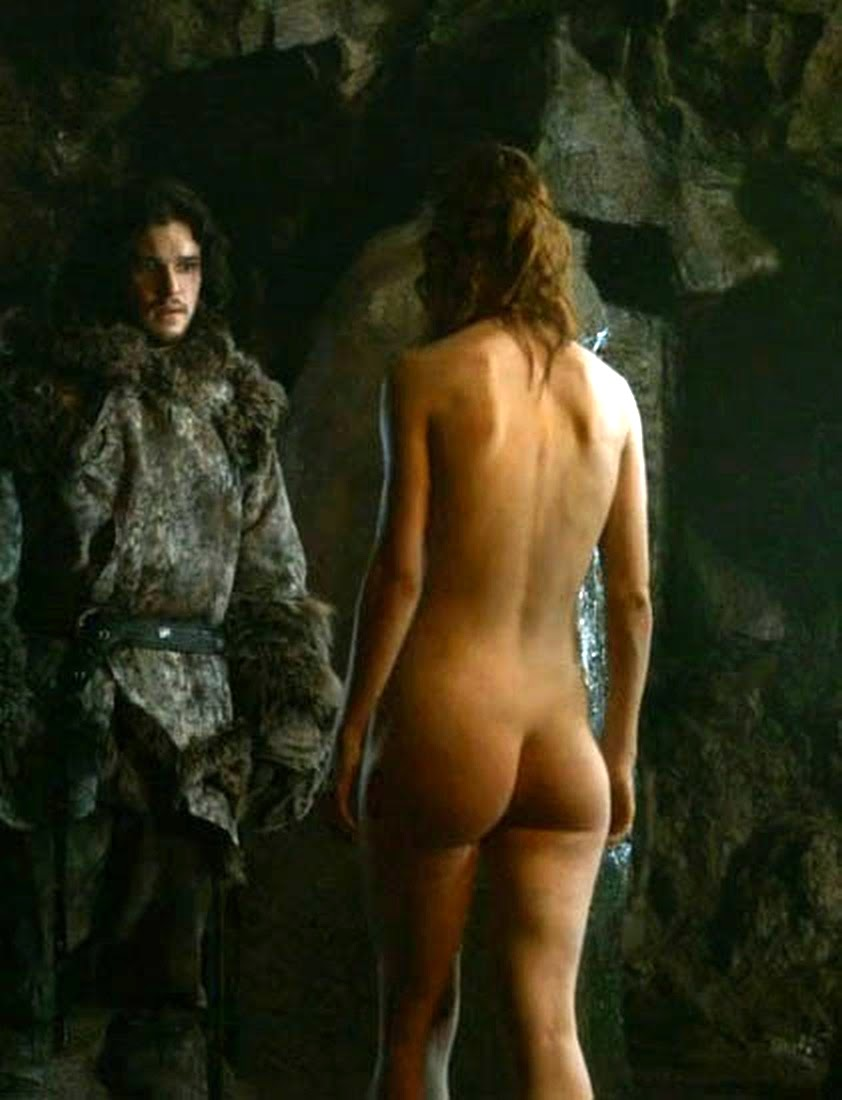 Rose leslie naked
