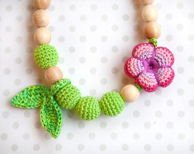 breastfeeding necklace, nursing necklace, teething necklace