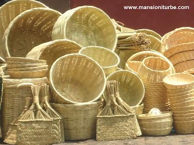 Arte Popular Mexicano hecho con fibras vegetales