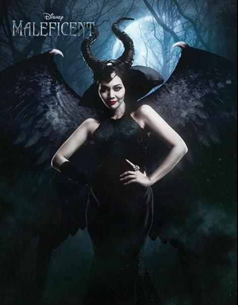 12 Days of Princess Maleficent