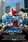 The Smurfs, Poster