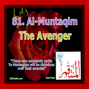 YA MUNTAQIM