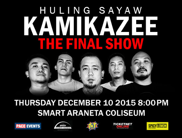 Kamikazee Huling Sayaw: The Final Show