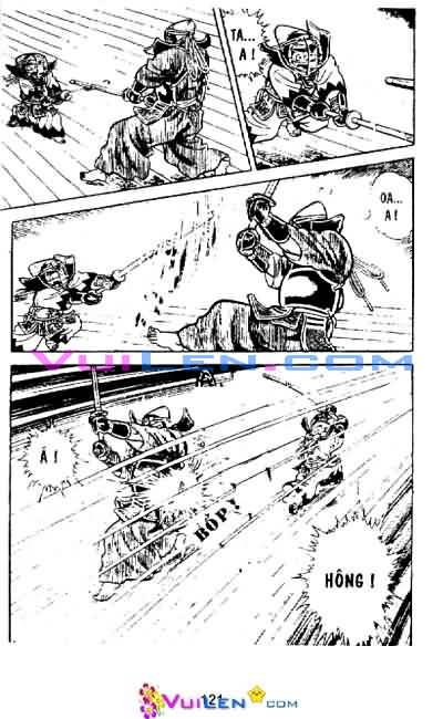 Siêu quậy Teppi chap 33 - Trang 118