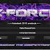 Activar Productos Autodesk 2015 keygen X-FORCE [32/64 Bits] full