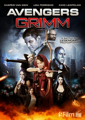 Avengers Grimm 2015 poster