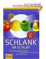 In der Nacht kann man Abnehmen, mit der richtigen Ernährung und diesem Buch.