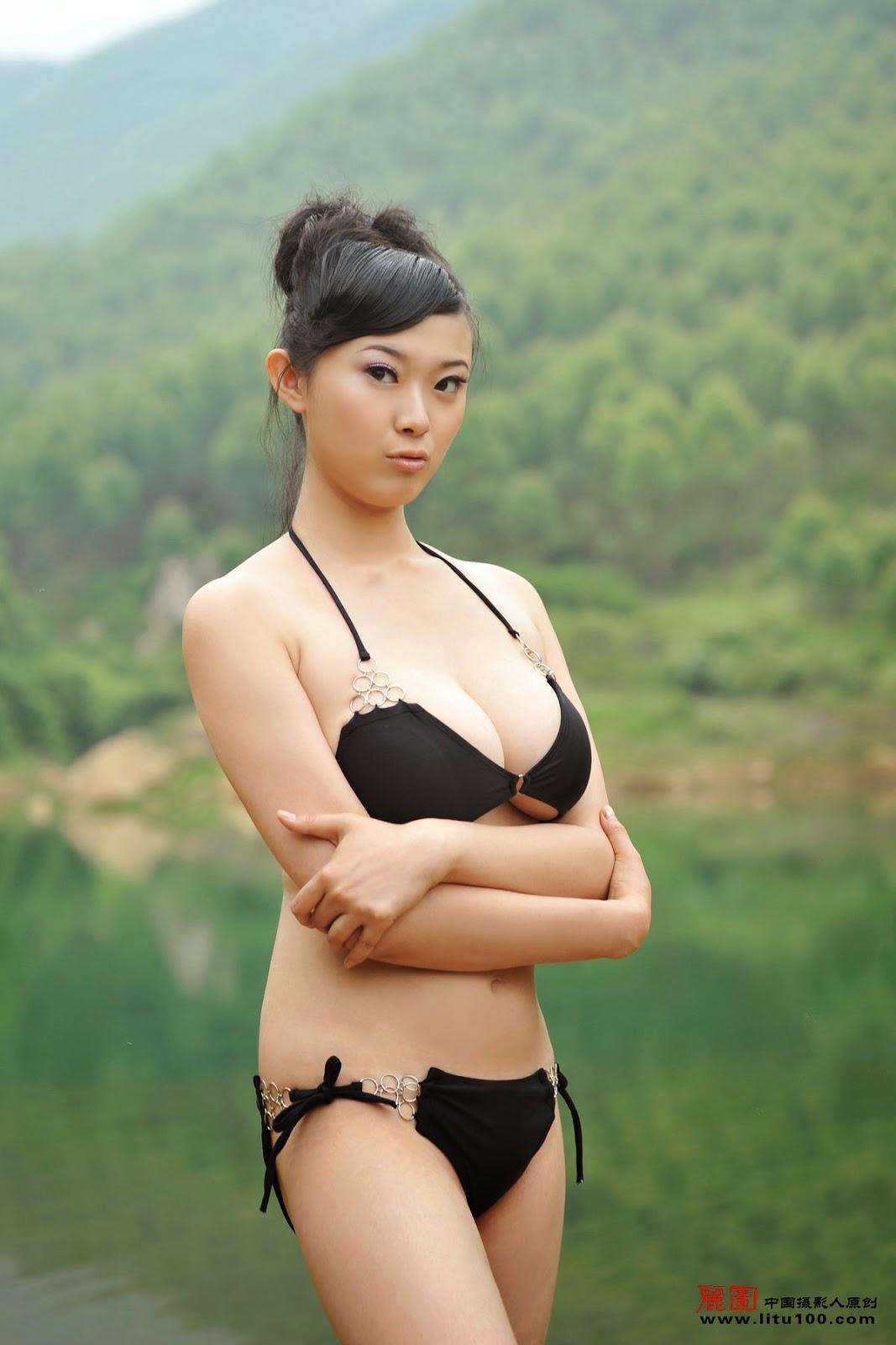 Chinese Nude Model Fala Li 2 [Litu100] | chinesenudeart