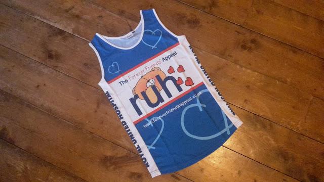 Project 365 2015 day 353 - Running vest Bath Half // 76sunflowers