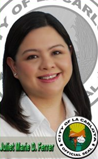 Mayor Juliet Ferrer