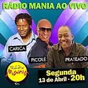 0dc6f47e41d6782413c711746118c620 Picolé/Carica/Prateado - Rádio Mania (2015)