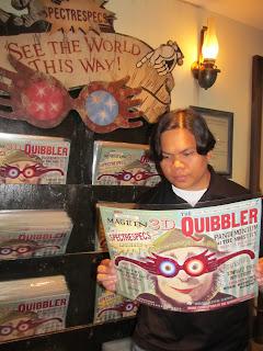 Wizarding World of Harry Potter Quibbler