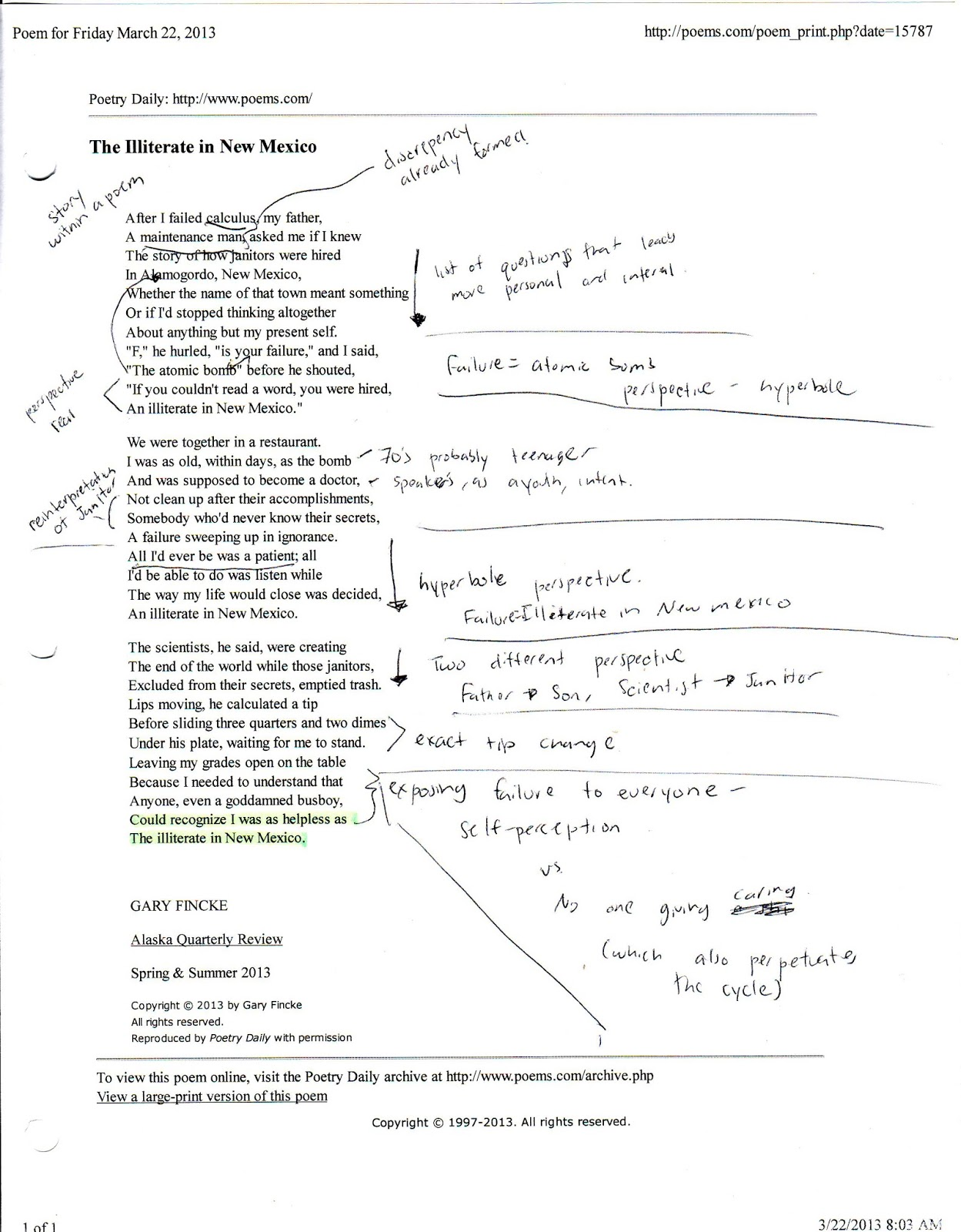 unseen poem analysis simon armitage essay Analysis of 'kid' and 'true north' simon armitage ocr gcse anthology poetry kid, model essays, poetry, simon armitage poetry essay, analysis of a birthday.
