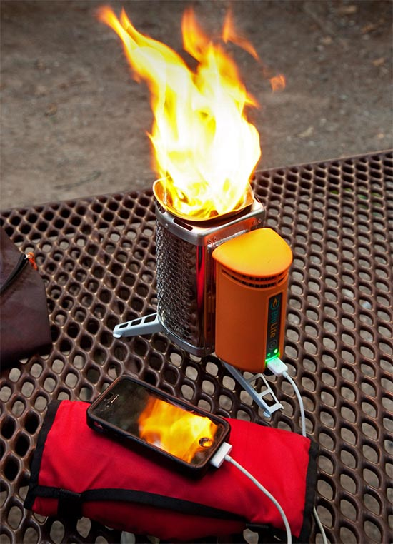 About BioLite CampStove
