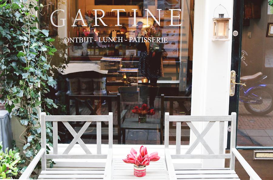 Breakfast at Gartine, Amsterdam