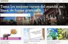 Coursera: cursos online de distintas materias