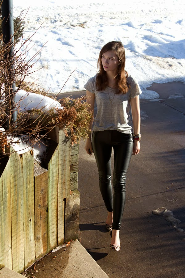 Michael Kors, Juicy Couture, Marc Jacobs, Wilfred Free, leather pants, Enzo Angiolini, leopard pumps, Joie