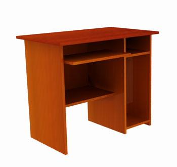 Bricolaje como hacer plano muebles melamina escritorio diy for Curso de carpinteria en melamina pdf