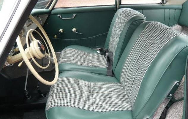 1957 Porsche 356 A T1 Buy Classic Volks