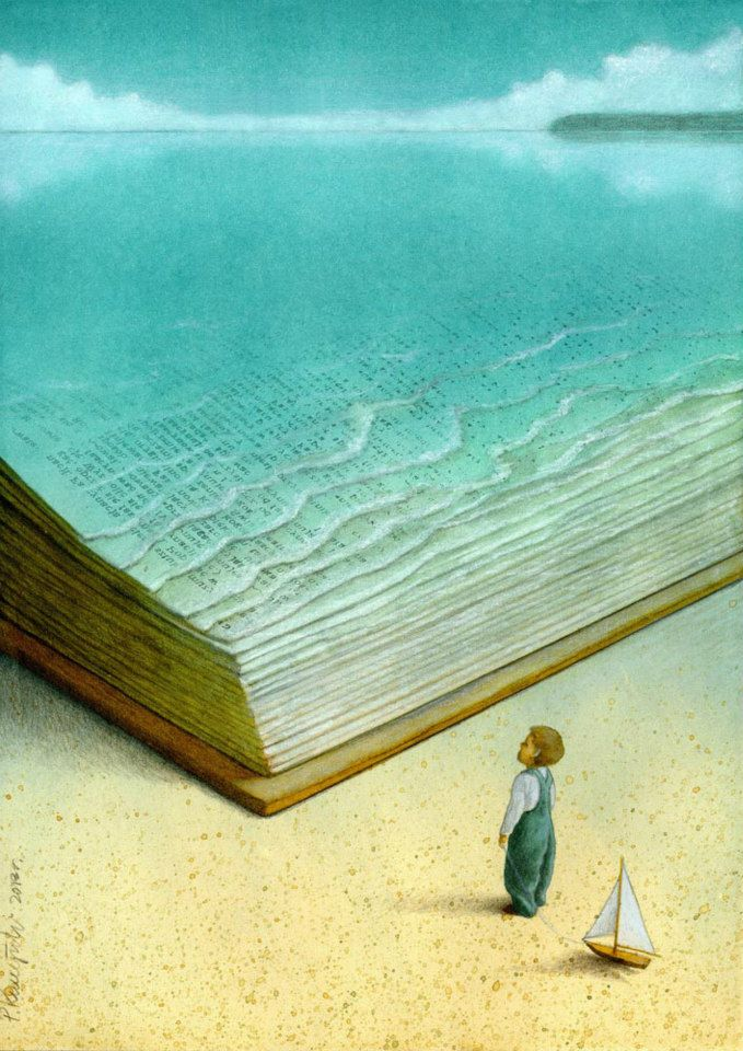 Ilmu seluas lautan tapi kita tidak pernah mau belajar