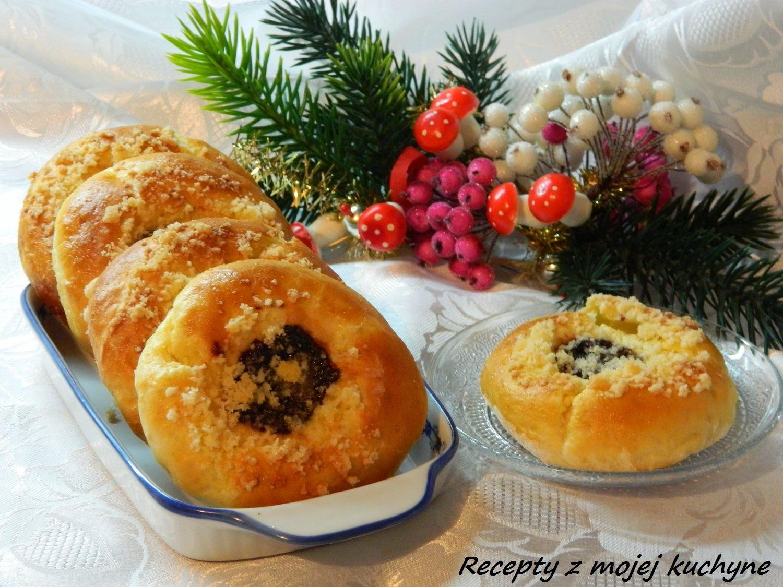 Vianočné moravské koláče