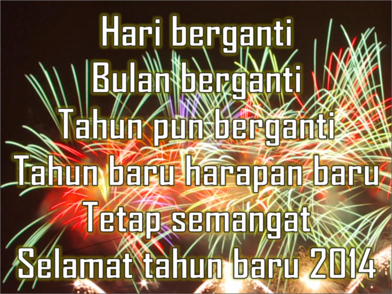 Kata Mutiara Indah Ucapan Tahun Baru 2014