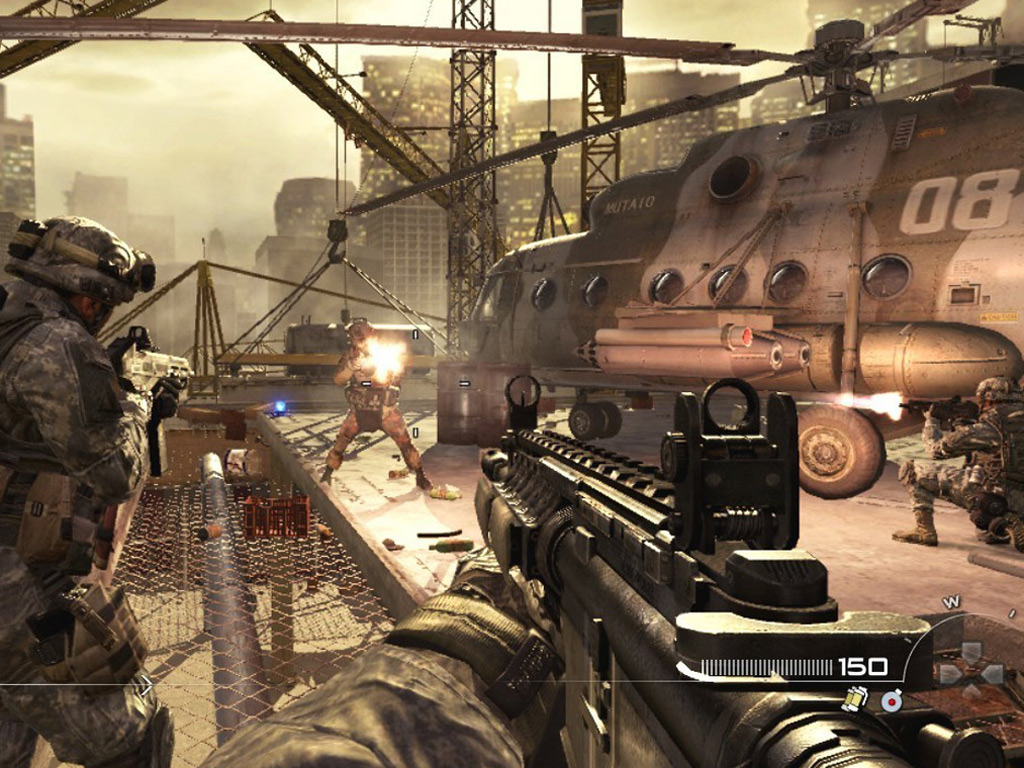 call of duty 4 download for pc apunkagames