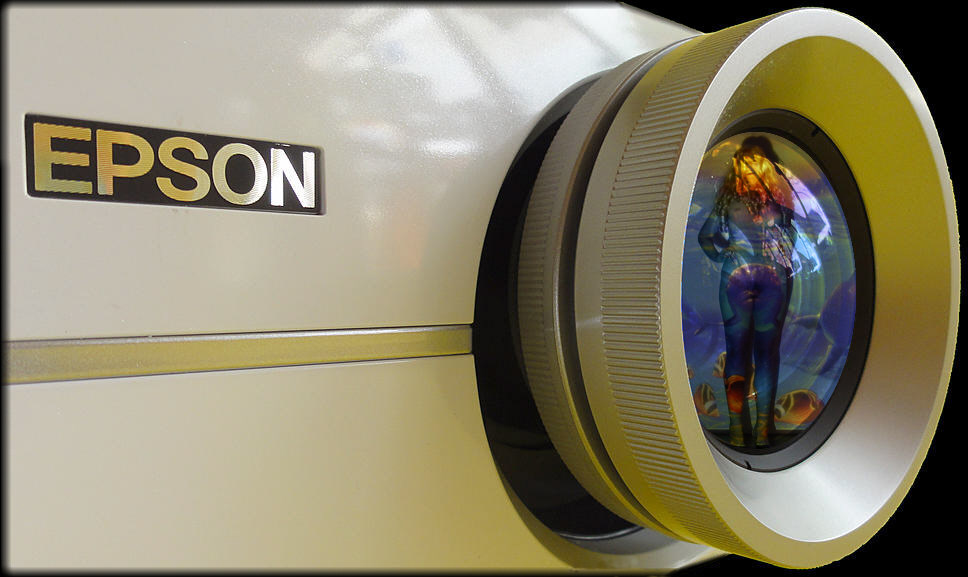 EPSON EH-TW3200 insider