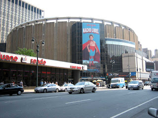 Madison Square Garden de Nueva York