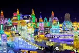 Esculpido en hielo (China)