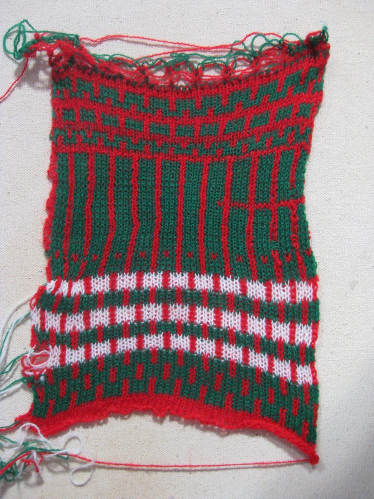 knitting machine classes
