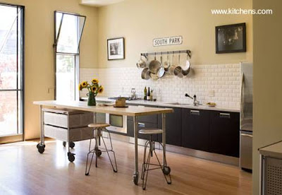 Arquitectura de casas dise os modernos de cocinas - Isletas de cocina ...