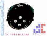 CCTV YOMIKO YC-548 Black