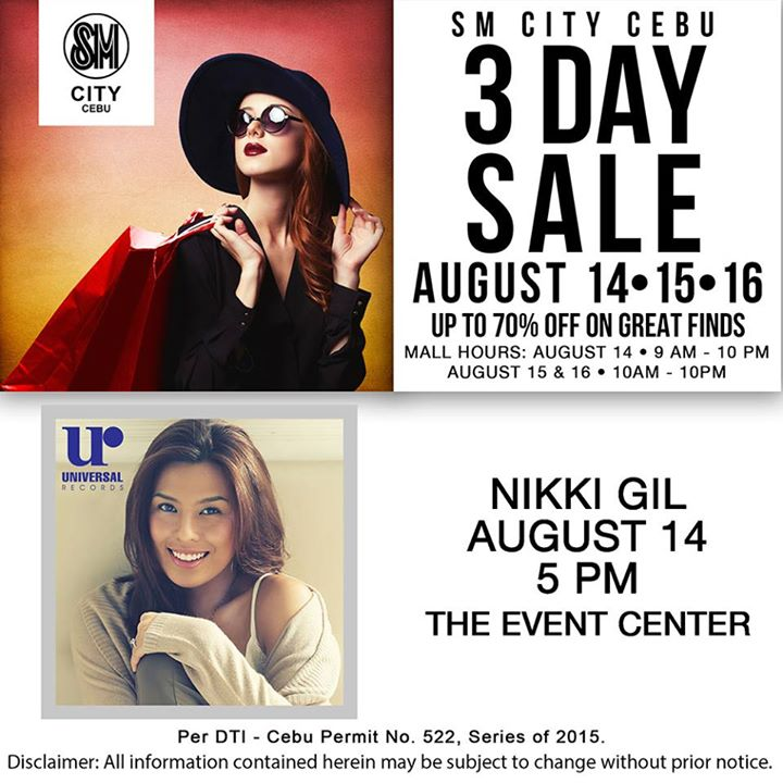 SM-City-Cebu-Nikki-Gil-Sale