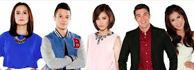 The Voice Kids Philippines judges and hosts