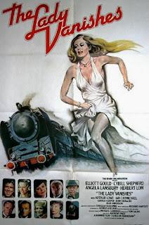 La dama del expreso (1979) | Cartel | Caratula | Película