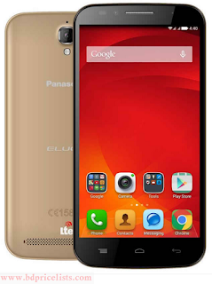 Panasonic Eluga Icon Mobile Full Specification, Review and Price in BD Bangladesh
