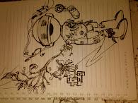Doodle,. Doodling,. doodly-do0~