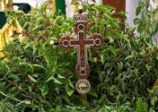 H εορτή της Παγκοσμίου Υψώσεως του Τιμίου και Ζωοποιού Σταυρού