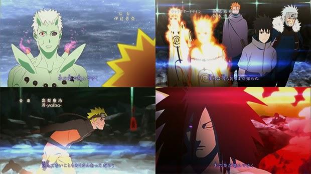 Naruto Anime OP
