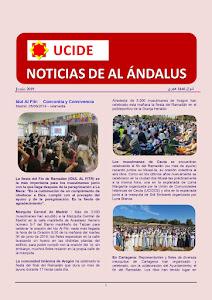 Noticias de Al Ándalus de junio 2019