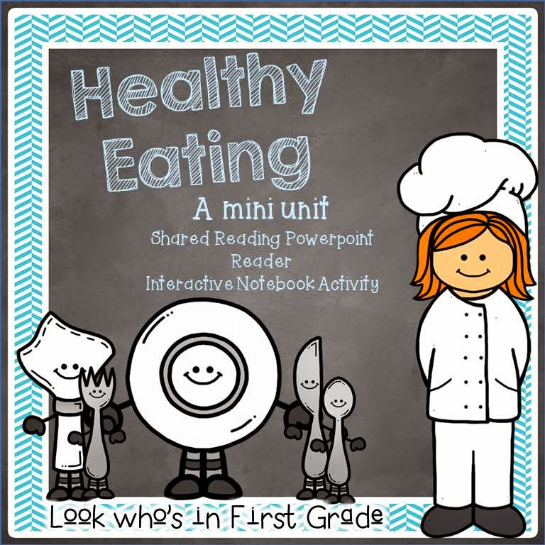 https://www.teacherspayteachers.com/Product/Healthy-Eating-Mini-Unit-1744195