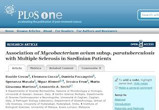 Mycobacterium avium subsp. paratuberculosis MS