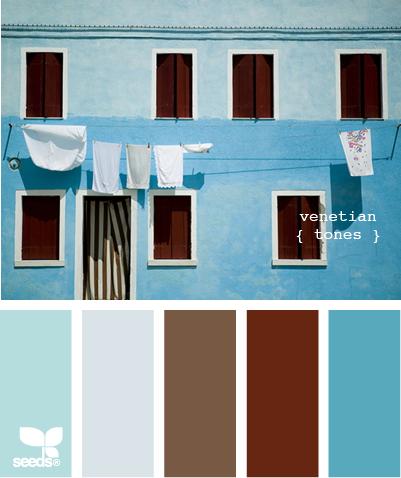 Paleta de colores 4 migi sol blog de estilo - Paleta de colores pared ...