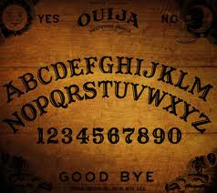 Gallery of Ouija Boards