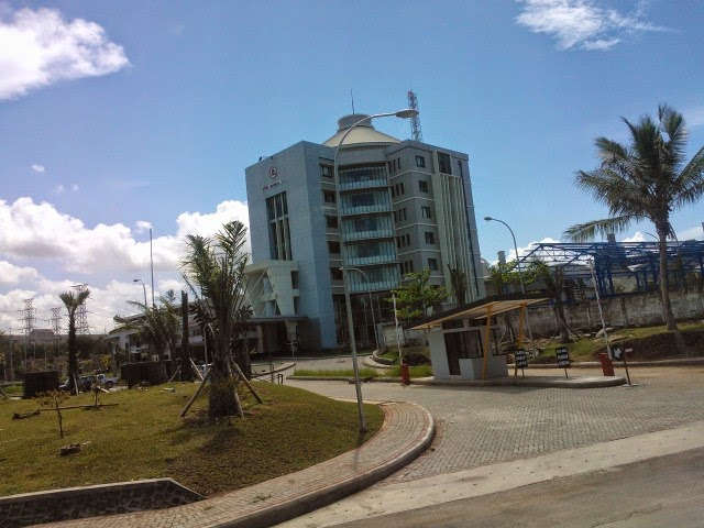 Gedung Kantor Baru PT SI Tuban