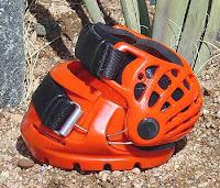 Sport Orange Renegade Hoof Boot